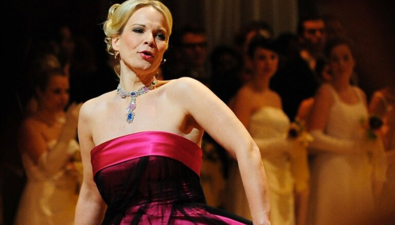 Звезда оперы Элина Гаранча в декабре даст концерт в ЛНО