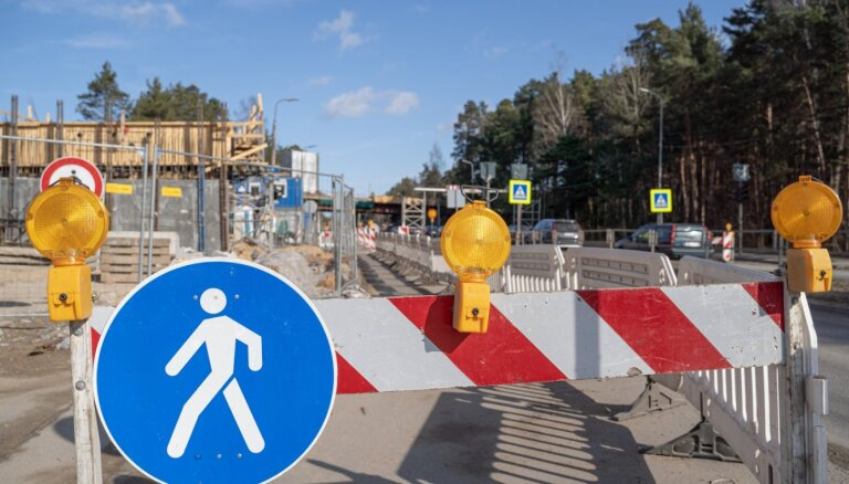 Būtiskus sadārdzinājumu Sarkandaugavas dzelzceļa pārvada būvniecībā neprognozē