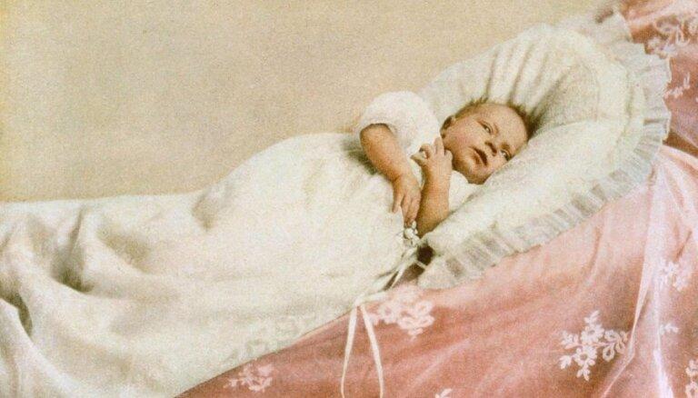 Vēsturiski foto: 15 citi britu karaliskie bērni