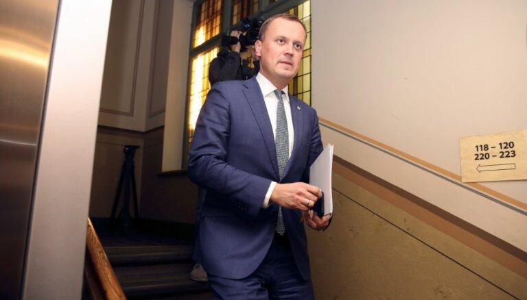Таварс удержался на посту главы Латвийской Зеленой партии