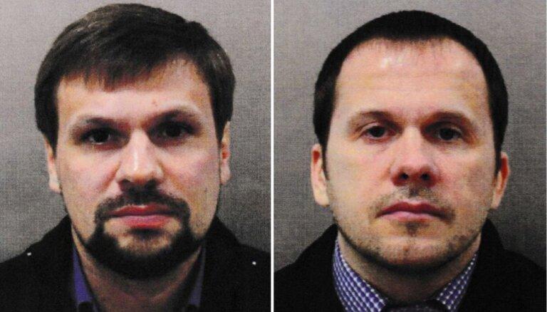 Lielbritānija izvirzījusi apsūdzības diviem Krievijas pilsoņiem par Skripaļu saindēšanu