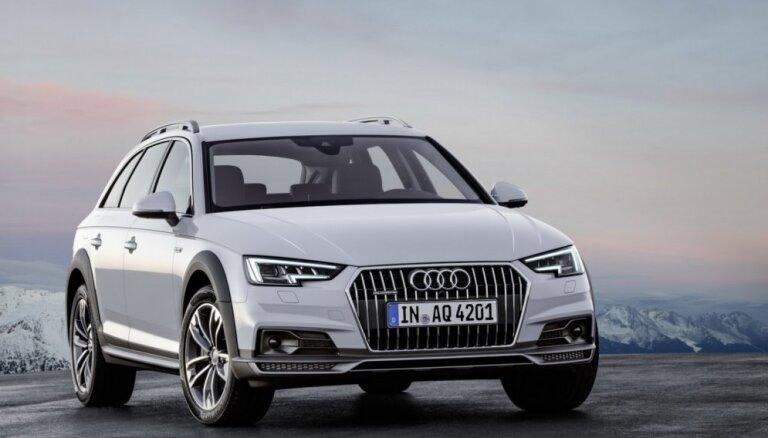 В Латвии на 30% выросли продажи автомобилей Audi; названа самая покупаемая модель