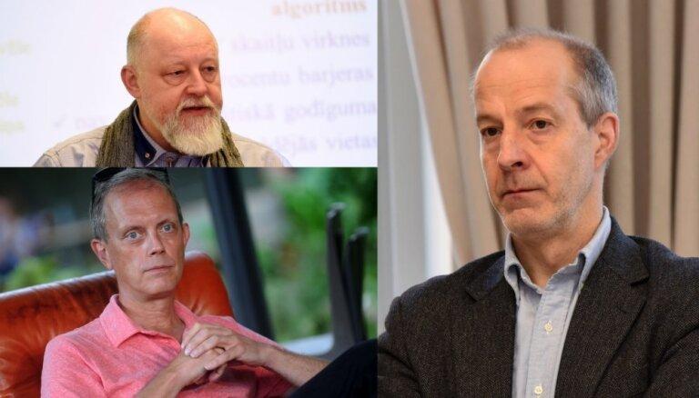 67 sabiedrības pārstāvjiem piešķir augstākos Latvijas valsts apbalvojumus