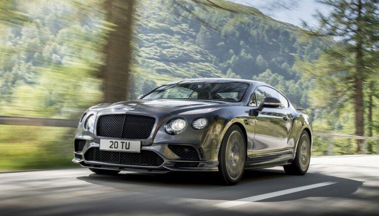 Visjaudīgākais 'Bentley' markas vēsturē
