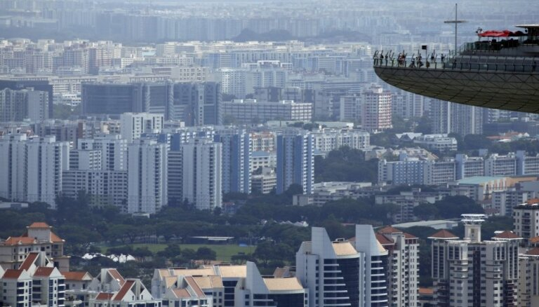 'Delfi' no Strasbūras: Kāpēc Eiropas Savienība vēlas Singapūras tirgu