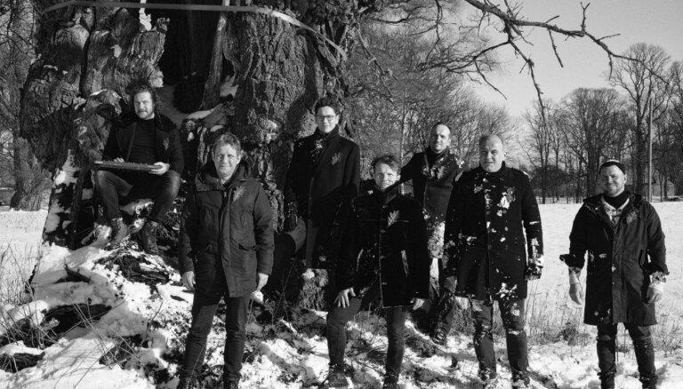 Kārlis Lācis laidis klajā albumu 'Ziedonis. Lācis. Vīrieši'