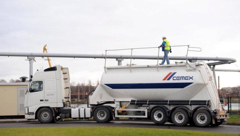 'Cemex' pārdod Baltijas un Ziemeļvalstu biznesu vācu 'Schwenk'