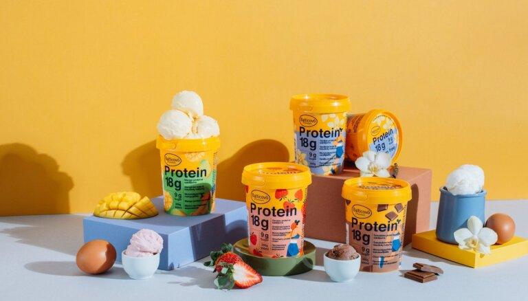 Balticovo начала предлагать безглютеновое мороженое с яичным протеином