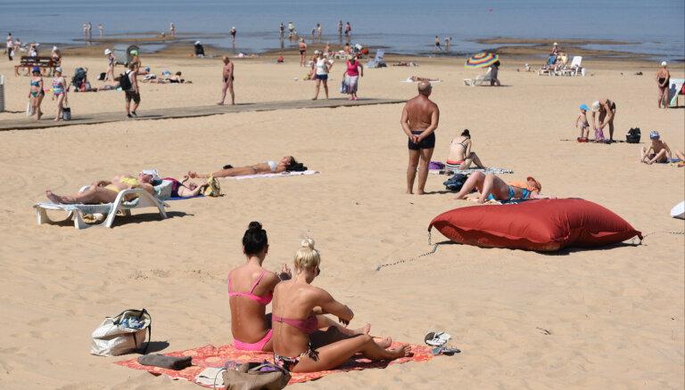 Первая декада июля была на 5,9 градуса жарче нормы