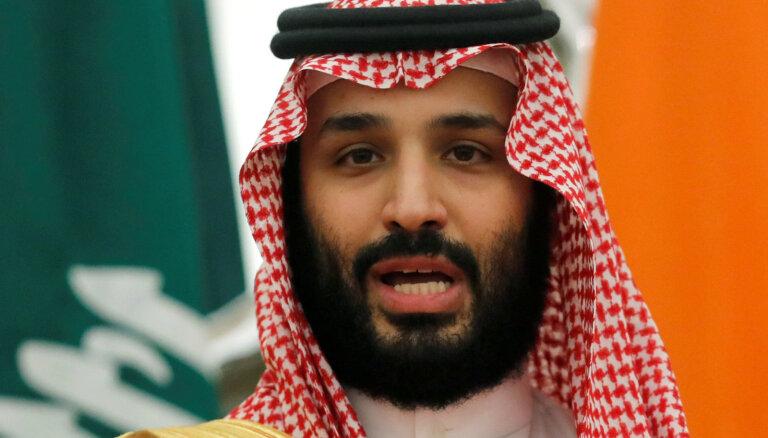 Saūda Arābijā nocērt galvas demokrātiju atbalstošiem jauniešiem