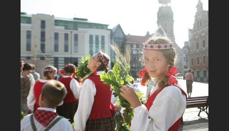 Школьный праздник песни и танца обойдется в 6 млн евро