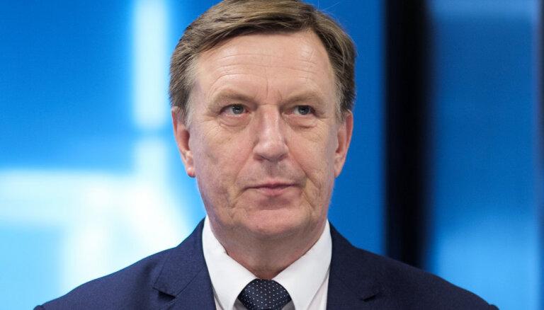 Кучинскис не поехал на саммит по Brexit; вместо Латвии голосовала Эстония