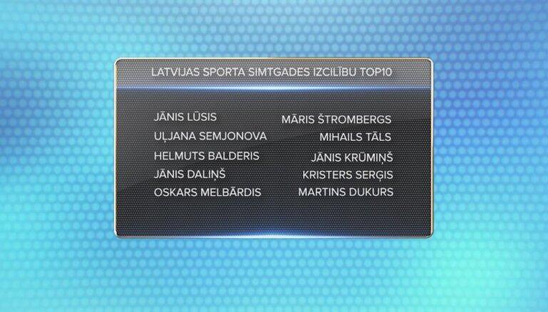 'Hattrick' ar ekspertiem izvēlas Latvijas simtgades sportistu TOP 10
