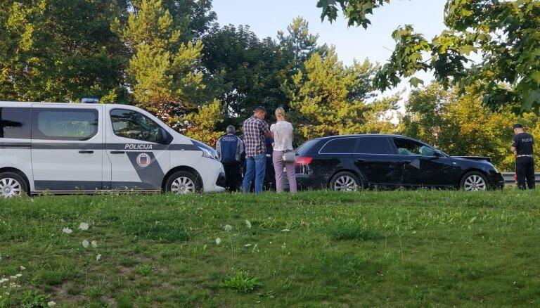 Vērienīgajā operācijā Ogrē noķertais autovadītājs bijis narkotiku reibumā