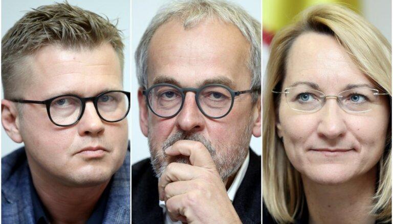 Nacionālā apvienība uz EP virzīs arī Saeimas deputātus un ministriju pārstāvjus
