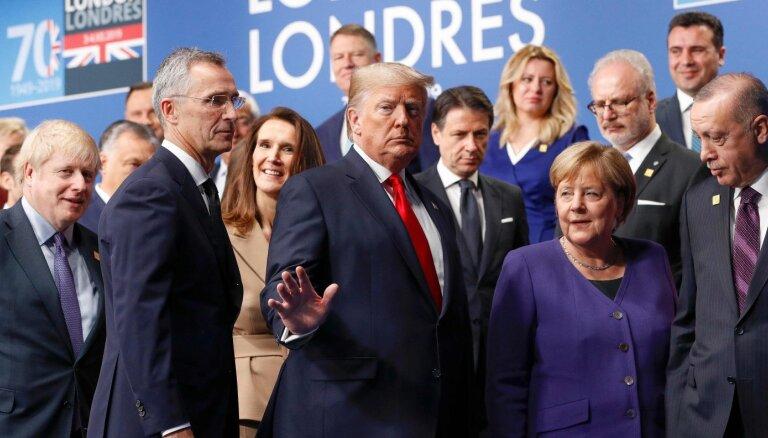 Лидеры НАТО договорились об обороне стран Балтии и Польши от России