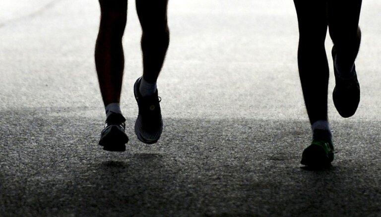 Bērziņš un Valtere kļūst par Latvijas čempioniem maratonā