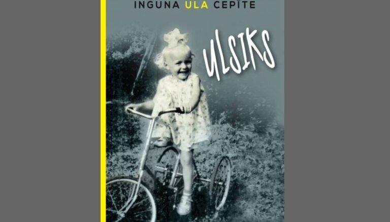 Klajā laista Ingunas Ulas Cepītes grāmata 'Ulsiks'