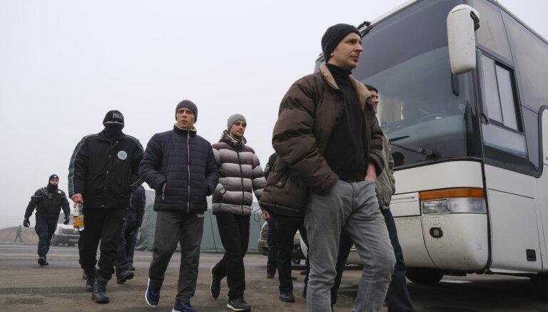 Первый за два года обмен пленными в Донбассе состоялся. Обменяли не всех