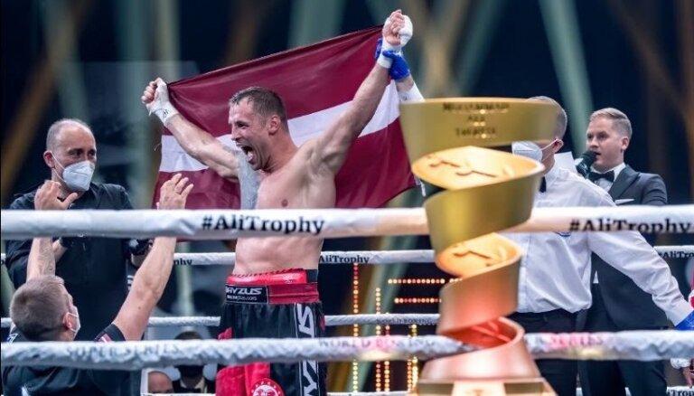Brieža turpmākie soļi boksā – kāds ir aprēķins, izvēloties nākamo cīņu