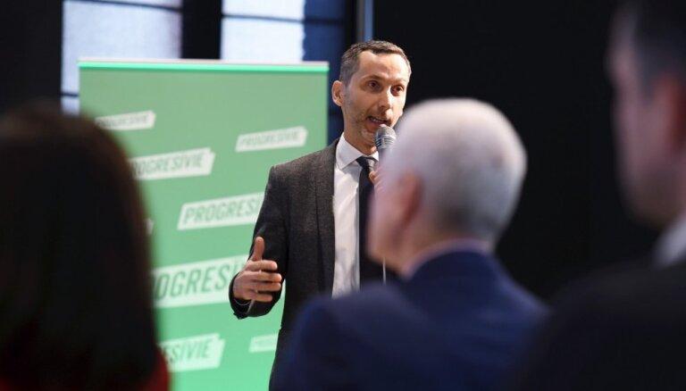 Partija 'Progresīvie' atsakās no sadarbības sarunām ar 'Latvijas Attīstībai'