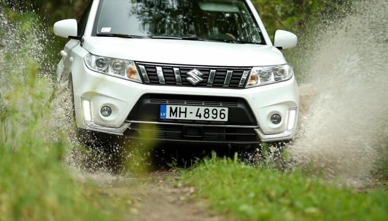 Video: Pārdomas par jauno 'Suzuki Vitara' pēc 15000 kilometru nobraukuma