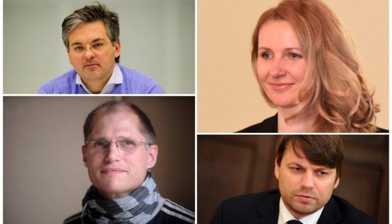 Līdz ar Gustovska ienākšanu Saeimā sākas deputātu rotēšana pa komisijām