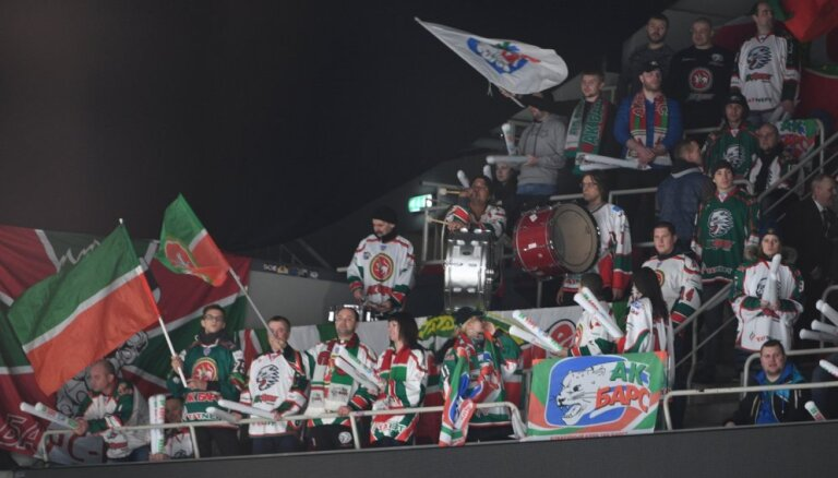 Biļaļetdinovs atstājis Kazaņas 'Ak Bars' galvenā trenera amatu