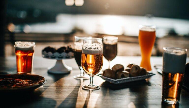 Latvisko tradīciju garā – Ziemassvētkos alus, nevis karstvīns