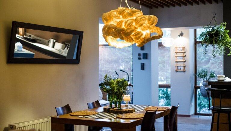 Radīt sapņu vietu sev: četri stāsti par latviešu dizaineru mājokļiem