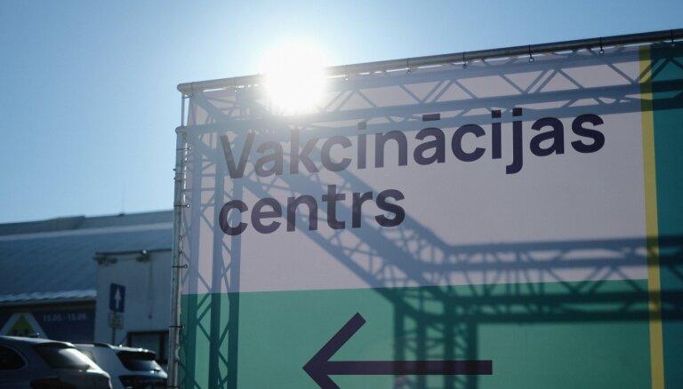 В Латвии осталось чуть менее 49 тысяч доз вакцин от Covid-19 для первой прививки