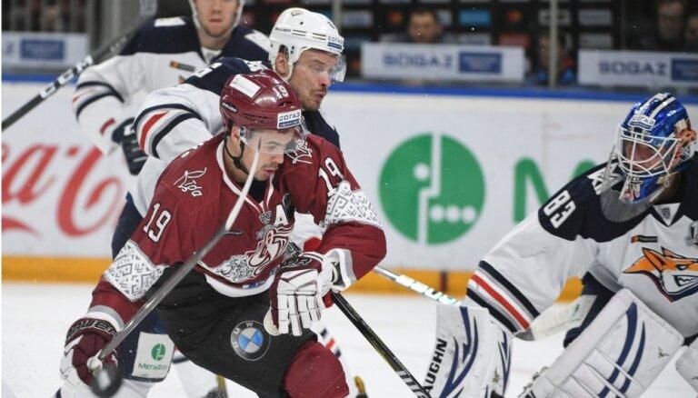 KHL spēle: Rīgas 'Dinamo' – 'Metallurg'. Teksta tiešraide