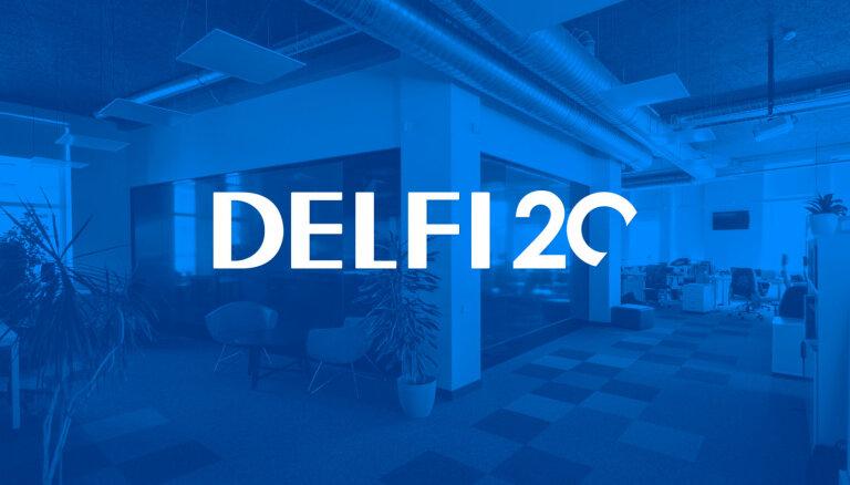 Ar teksta tiešraidi 'Viena diena DELFI dzīvē' aizsākas jubilejas cikls 'Pirmie 20'