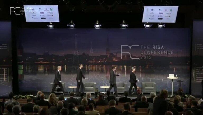 Rīgas konference 2015 - NATO kā globālās stabilitātes garants