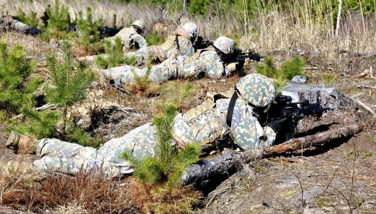 Atis Klimovičs: Neatliksim ceļa sameklēšanu uz Zemessardzes bataljonu!