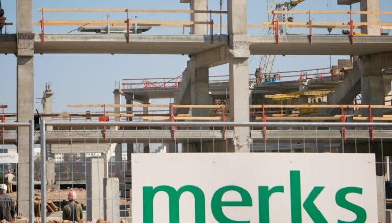 'Merko Ehitus' peļņa pērn – 19 miljoni eiro