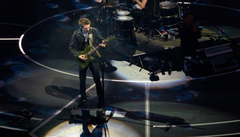 Noklausies! Grupa 'Muse' izdod jaunu singlu un izziņo albumu