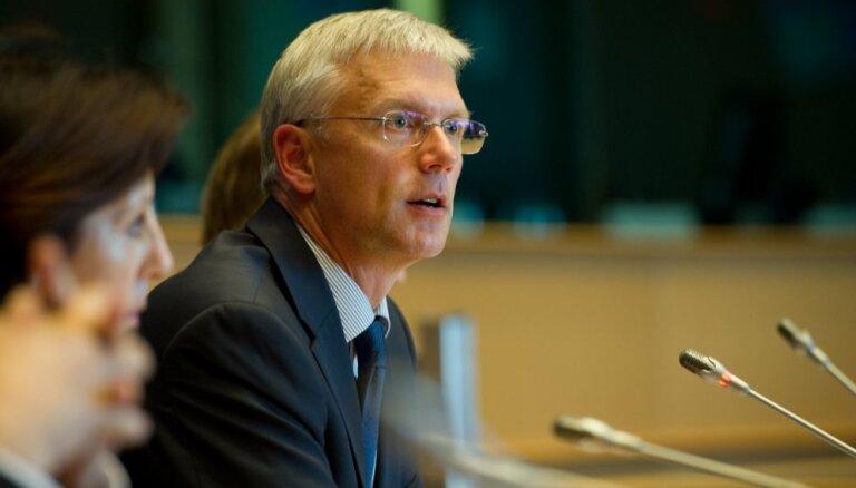Кариньш предложил правительство без СЗК, но с новой должностью министра для Нацблока