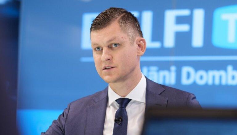 'Delfi TV ar Jāni Domburu' – atbild maksātnespējas administrators Armands Rasa