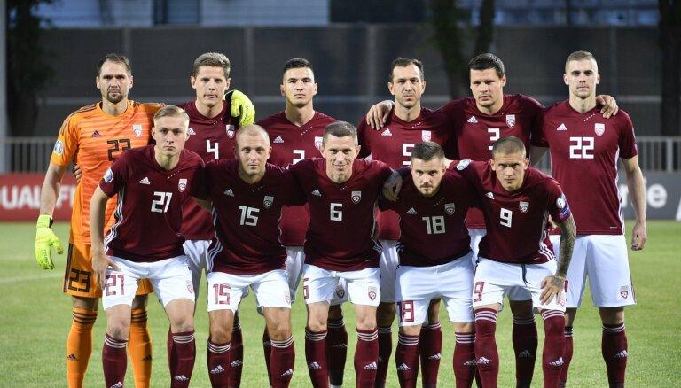 Latvijas futbola izlase tiks iekļauta videospēlē