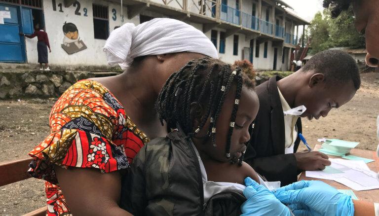 Эпидемия кори в Конго: болезнь унесла жизни более шести тысяч человек