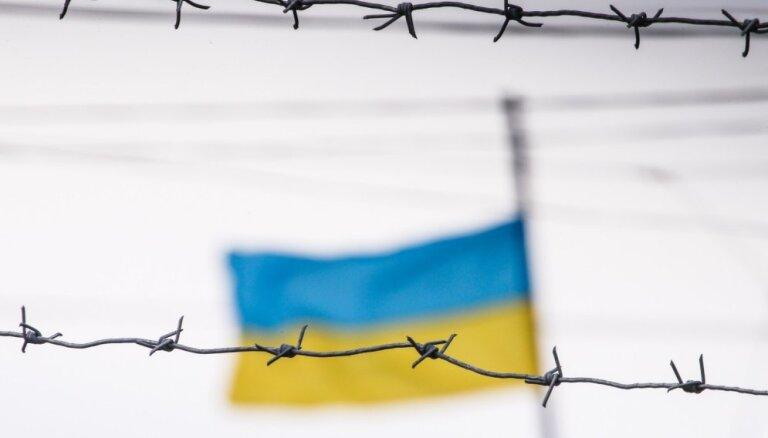 Ukraina izsludina daļēju rezervistu mobilizāciju
