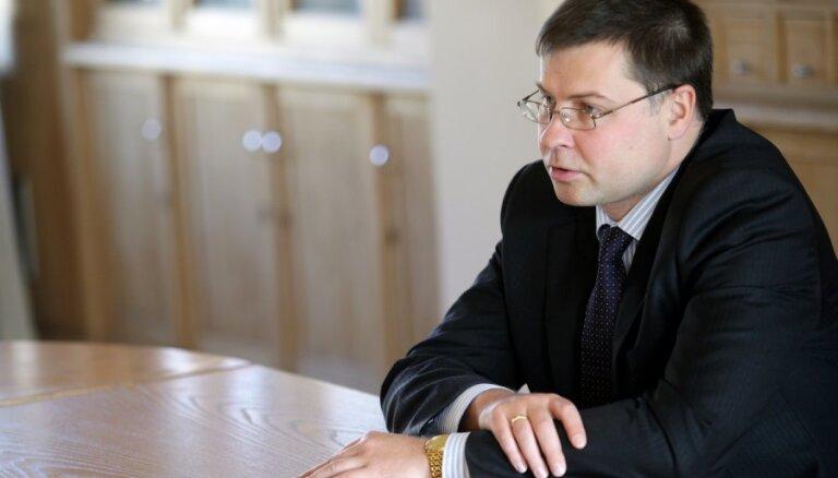 Dombrovskis Latīņamerikas valstu līderiem stāsta par Latvijas priekšrocībām