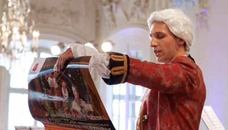 Senās mūzikas festivāls 2015 - notikumi un norises vietas