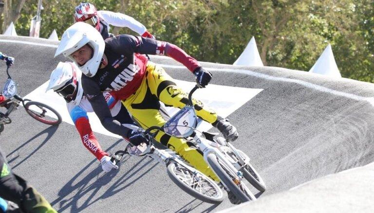 34 BMX braucēji aizstāvēs Latvijas godu vērienīgākajā pasaules čempionātā