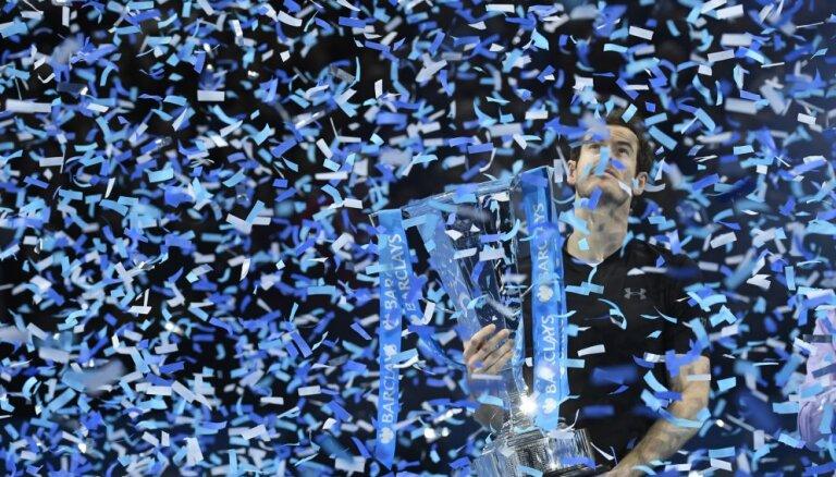 Маррей не отдал звание первой ракетки мира Джоковичу