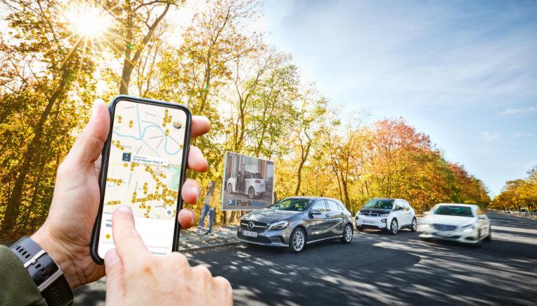 BMW un 'Daimler' saņem apstiprinājumu kopbraukšanas pakalpojumu apvienošanai