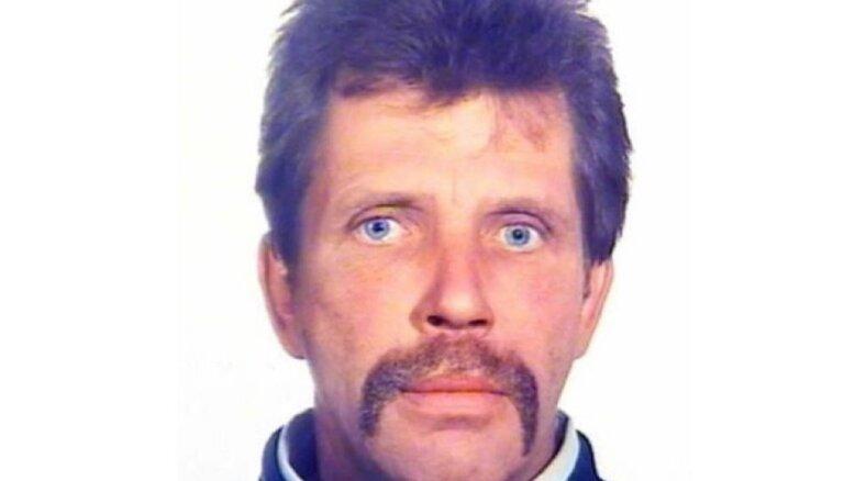 Policija lūdz palīdzību pazudušā Šopeiko meklēšanā