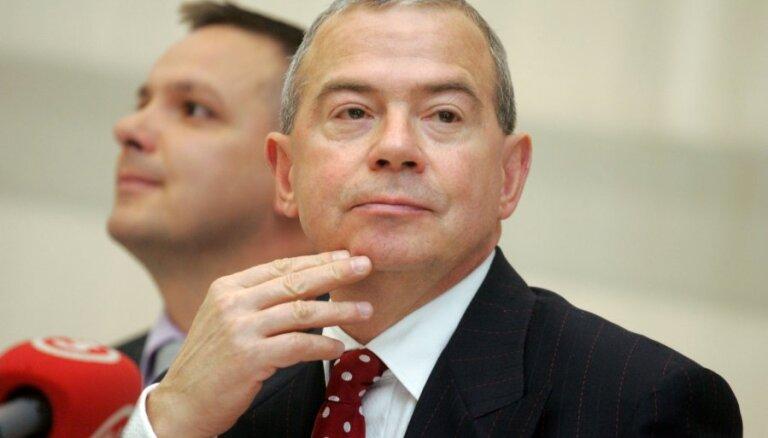 ЕСПЧ отклонил жалобу Лембергса на запрет занимать пост мэра Вентспилса