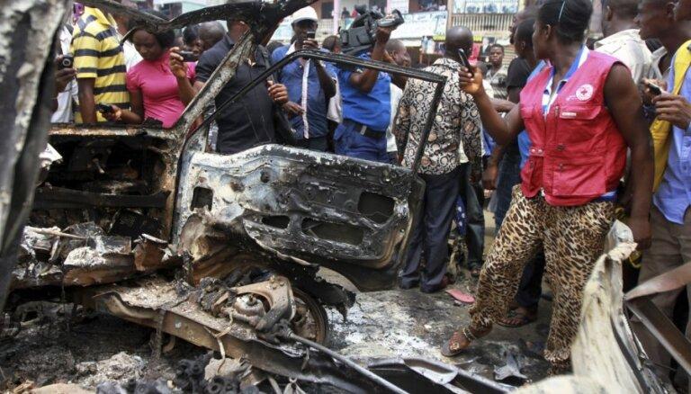 Pēc uzbrukumiem baznīcām Nigērijā septiņi cilvēki nogalināti